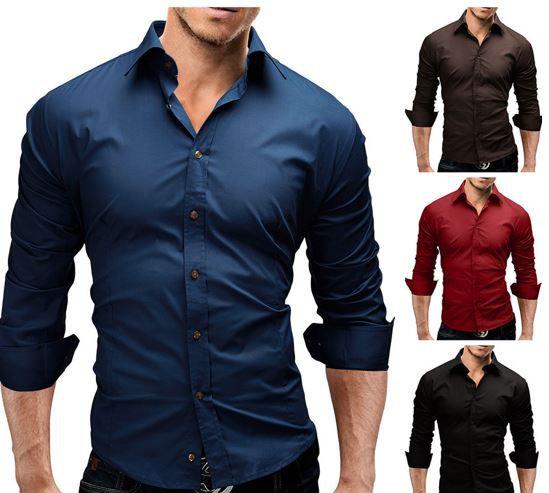 MERISH Herren Hemden, verschiedene Modelle statt 23€ für je 16,90€