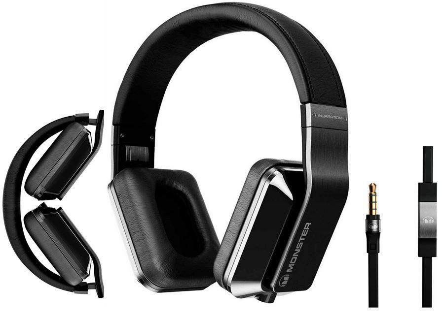 Monster Inspiration Titanium   Over Ear Kopfhörer statt 149€ für 105,90€
