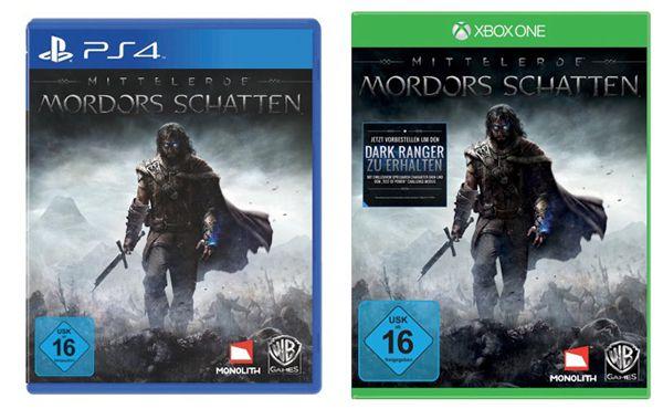 Mittelerde: Mordors Schatten für PS4 für 37,99€   Update