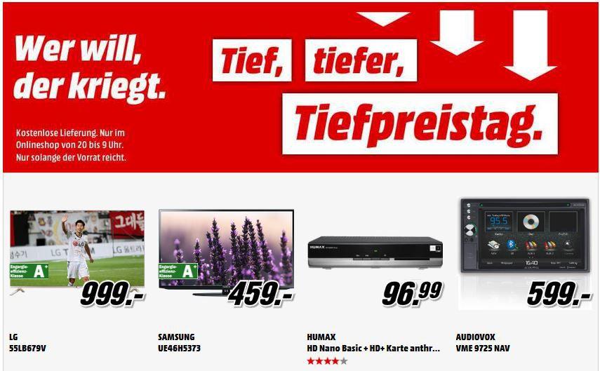 WD My Cloud 6TB für 222€ bei der MediaMarkt Tiefpreisschicht