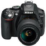 Nikon D5300 – 24MP SLR Kamera inkl. TAMRON 70 – 300 mm Objektiv für 503,99€ (statt 590€)