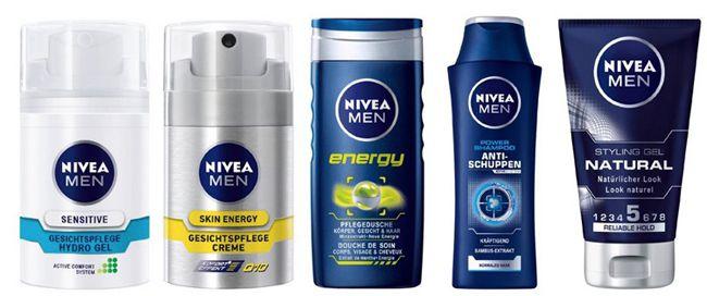 Nivea Blitzangebote mit mindestens 50% Rabatt auf ausgewählte Nivea Produkte