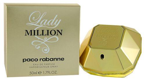 Paco Rabanne Lady Million Eau de Parfum (50 ml) für 37,49€