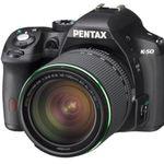 Pentax K 50 Full HD SLR-Digitalkamera + 18-135 mm Objektiv statt 616€ für 449€