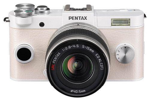 Pentax Q S1 Pentax Q S1 Full HD Systemkamera 12 MP, 3 Zoll + 5 15 mm Objektiv für 280,99€   Update