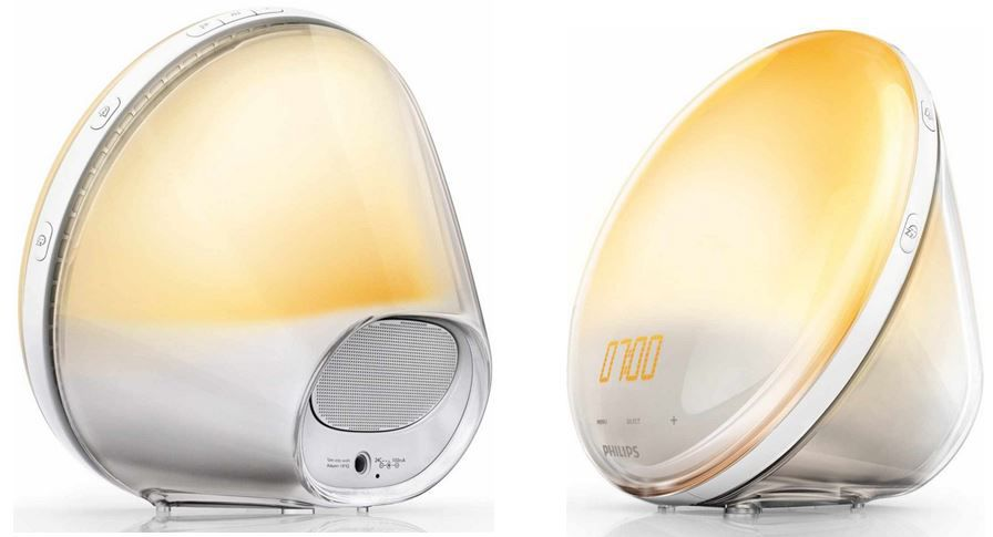 Philips HF3520 Philips Wake up Light HF 3520   Lichtwecker mit Radio für 89€