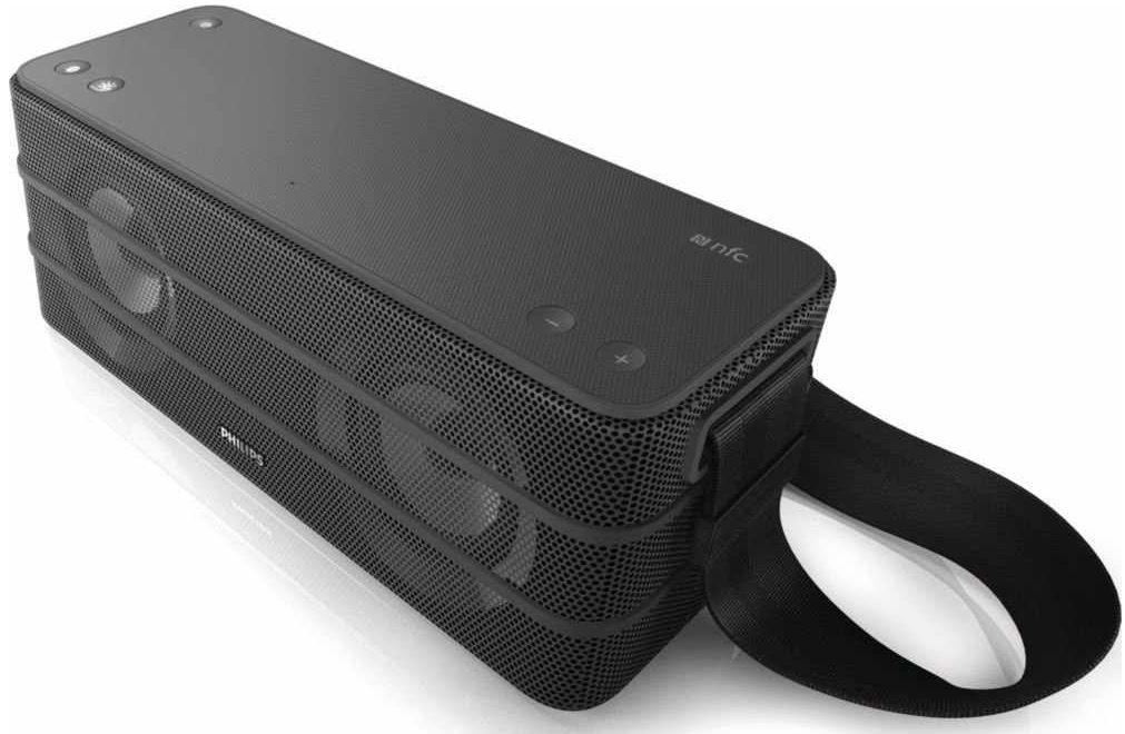 Philips SB8600 Philips Shoqbox XL SB8600 Lautsprecher mit Bluetooth und NFC statt 149€ für nur 105,99€