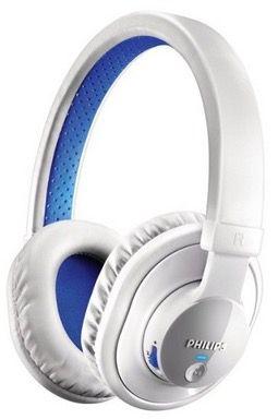Philips SHB7000 Over Ear Bluetooth Kopfhörer für 27€