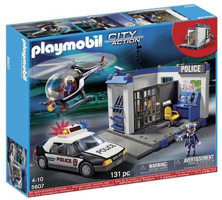 Playmobil Polizei Set (5607) für 34,95€ (statt 50€)