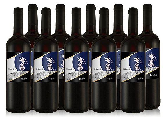 Primitivo Selezione del Re 2012 10 Flaschen Primitivo Selezione del Re 2012 für 44,90€