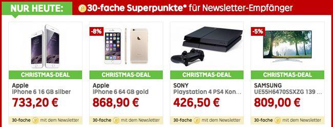 Rakuten Christmas Sale Rakuten Christmas Sale   nur heute 30 fache Superpunkte für euren Einkauf