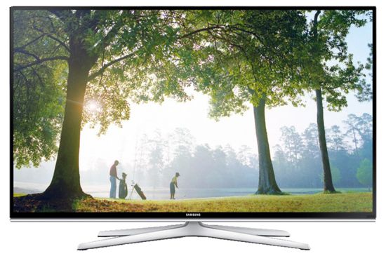 Samsung UE55H6590 Samsung UE55H6590   55 Zoll 3D LED Fernseher mit WLAN und Triple Tuner für 879€