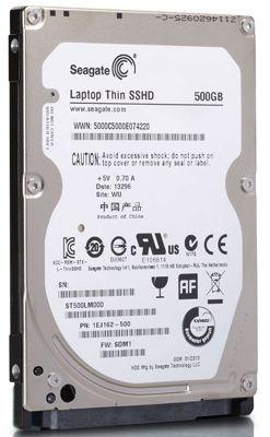 Seagate Laptop Thin TOP! Seagate Laptop Thin 500GB SSHD für 35€