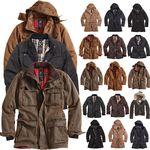 SURPLUS XYLONTUM RAW Vintage Damen und Herren Jacken statt 63€ für je 49,90€