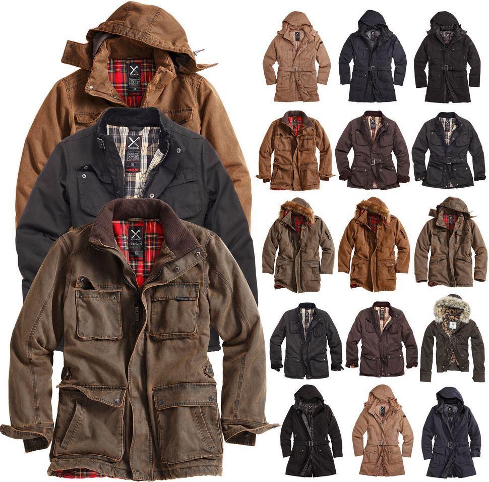 Surplus SURPLUS XYLONTUM RAW Vintage Damen und Herren Jacken statt 63€ für je 49,90€