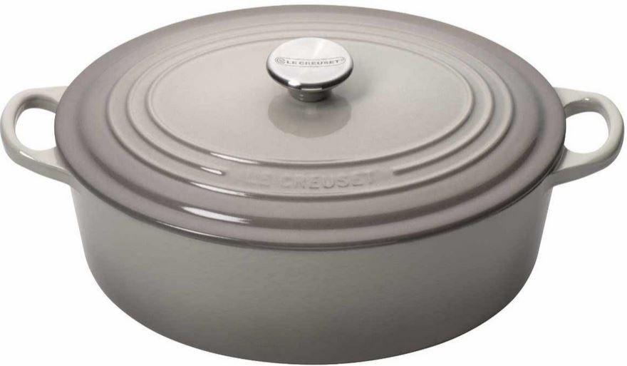 Le Creuset Ovaler Bräter aus Gusseisen 28cm für 115,22€   Update