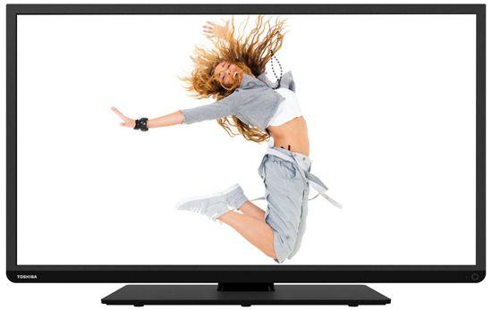 Toshiba 40L3443DG   40 Zoll Full HD Fernseher mit WLAN und Triple Tuner für 299€
