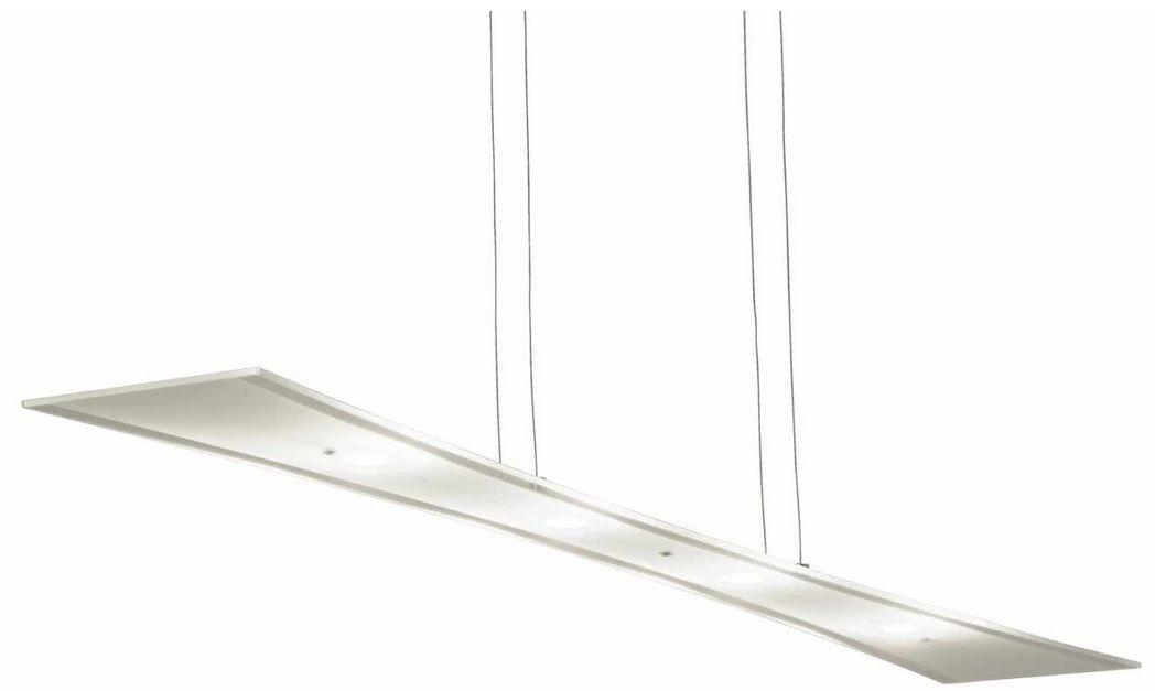 Philips 322510406   Trio LED Pendelleuchte aus gebürsteten Aluminium für 129€