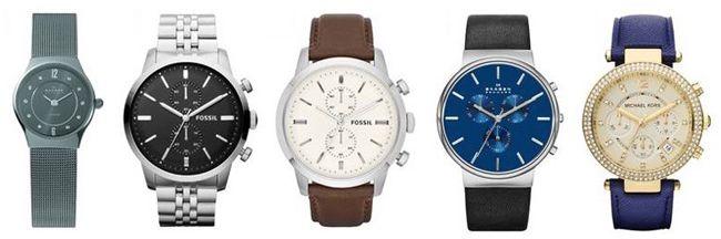 Uhren Feiertags Angebote bei Galeria Kaufhof   z.B. 20% Rabatt auf ausgewählte Uhrenmarken + 10% Gutschein