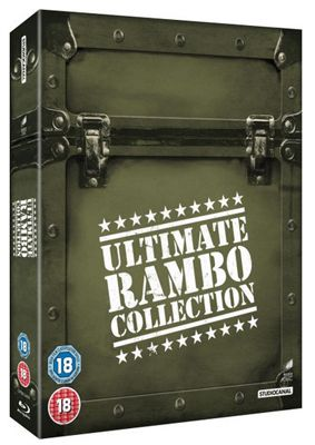 The Ultimate Rambo Collection 1 4 (2013) Blu ray ab 16€