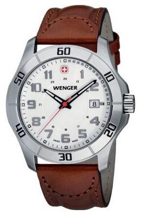 Wenger Alpine Uhr Wenger Alpine 70480 Herren Armbanduhr für 91,78€