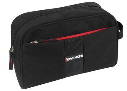 Wenger Kulturtasche SA6085201014   Travel Accessoires Deluxe für 9,99€