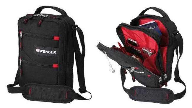 Wenger Travel Accessories   Mini Bordgepäcktasche für 16,95€