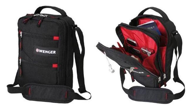 Wenger Mini Boarding Bag Wenger Travel Accessories   Mini Bordgepäcktasche für 16,95€