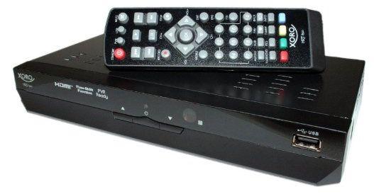 Xoro HRT 8300 Xoro HRT 8300 HD DVB T Twin Receiver (HDTV, HDMI, 1080p Medienplayer) ab 26,31€