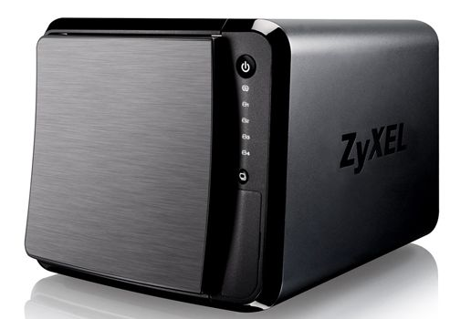 ZyXEL NAS540 4 Bay Personal Cloud Storage für 124,90€