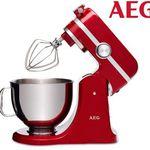 AEG UltraMix KM 4000 Küchenmaschine für 205,90€ (statt 257€)