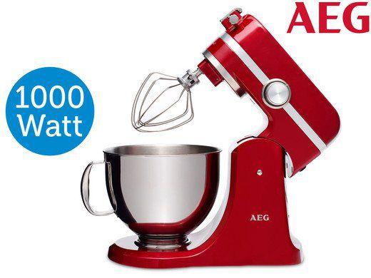 AEG UltraMix KM 4000 Küchenmaschine für 179,95€ (statt 257€)