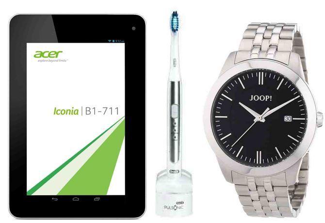 Joop! Herren Armbanduhr XL + 20€  Gutschein   bei den 24 Amazon Blitzangeboten bis 11Uhr
