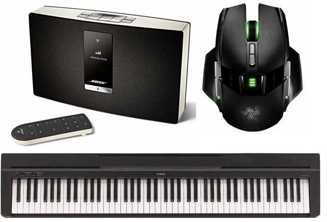 Bose SoundTouch   Portable Serie II WiFi Music System für 329,99€ bei den Amazon Blitzangeboten ab 19Uhr!