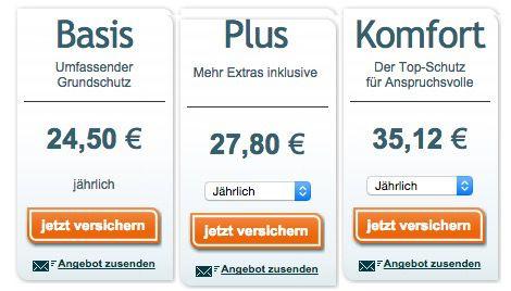 asstel Haftpflichtversicherung dank 25€ Amazon Gutschein effektiv kostenlos   Update