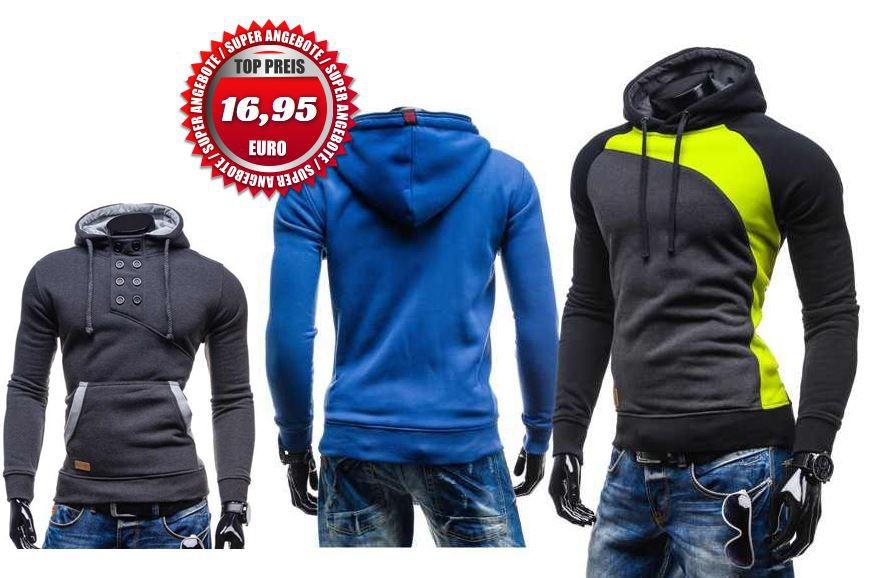 Cromns   Herren Sweatshirts und Hoodies für je 16,95€