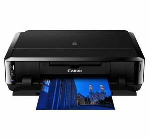Canon Pixma iP7250 Tintenstrahldrucker mit WLAN für 49,99€ (statt 55€)