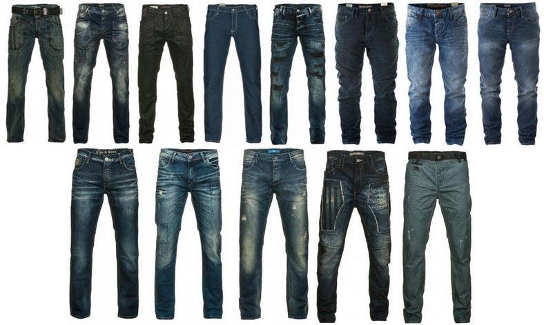CIPO & BAXX   Herren Denim Jeans für je 27,99€   Update