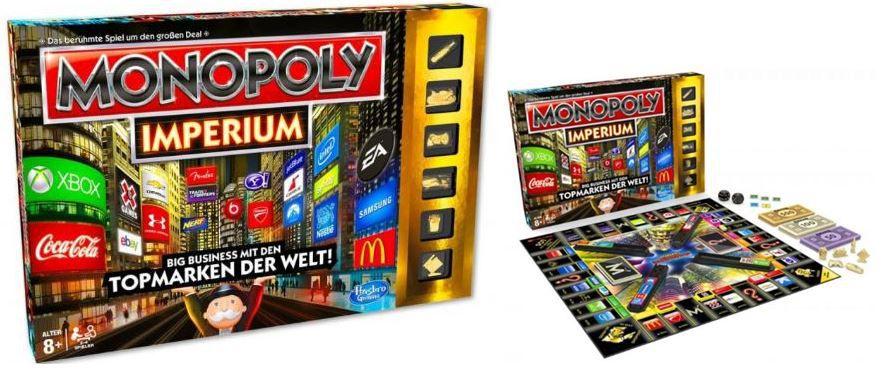 Monopoly IMPERIUM für 22,50€ inkl. Versand