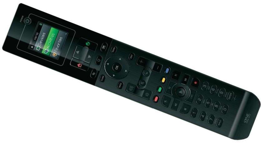 OneForAll  URC 8610 Xsight Lite   Fernbedienung für 6 Geräte nur 17€