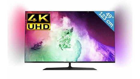 philips ibood Philips PUS7909/12 ein 49 Zoll Ultraslim 4K UHD LED TV mit Passiven 3D statt 1.198€ für 1.008,90€