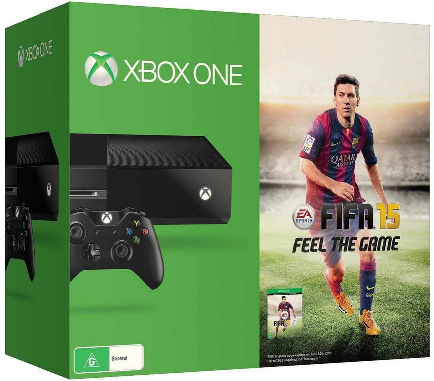 Xbox One Konsole + Sunset Overdrive 299€ oder mit FIFA15 für 343€   Update!