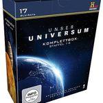 Unser Universum Komplettbox (Blu-Ray) für 18,97€