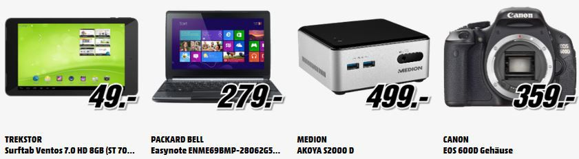 Alles muss raus2 SANDISK Ultra II   240 GB SSD für 79€   und mehr gute MediaMarkt Angebote: Alles Muss Raus   Update