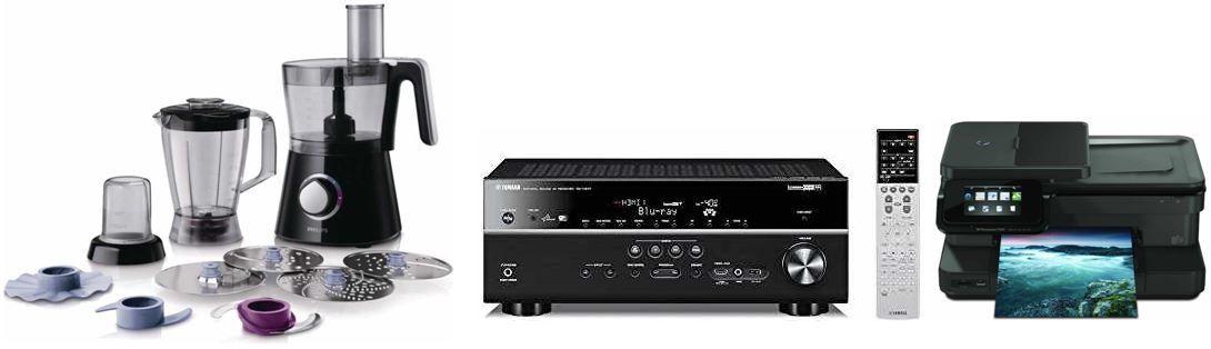 Yamaha RX V677 WiFi Netzwerk AV Receiver für 409€   bei den 30 Amazon Blitzangeboten ab 18Uhr