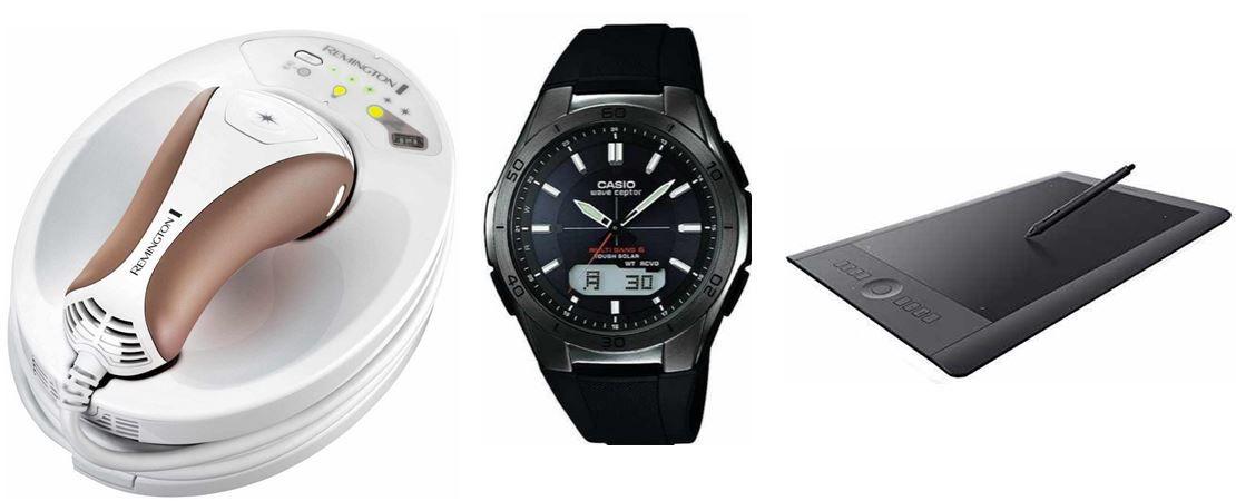 Casio Wave Ceptor   Herren XL Uhr   bei den 15 Amazon Blitzangeboten bis 11Uhr