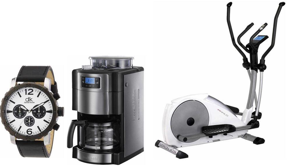 Russell Hobbs Glas Kaffeevollautomat   bei den 29 Amazon Blitzangeboten bis 11Uhr