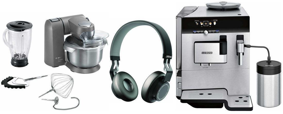 Bosch MUMXL20G Küchenmaschine MaxxiMum für 499€ bei den 24 Amazon Top Blitzangeboten ab 18Uhr