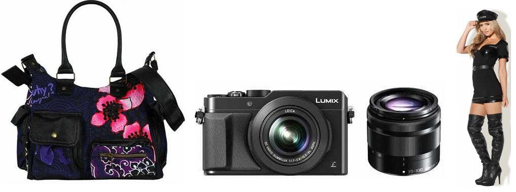 Panasonic DMC GM5KEG K Lumix Systemkamera für 899€ bei den 18 Amazon Blitzangeboten ab 18Uhr