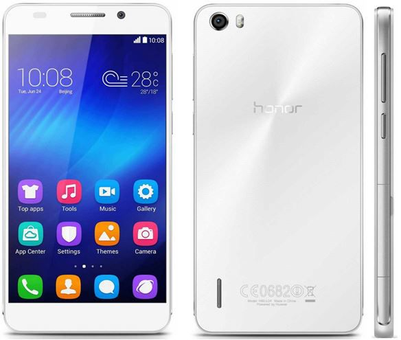 Huawei Honor 6     Android Smartphone statt 300€ für 200,89€!